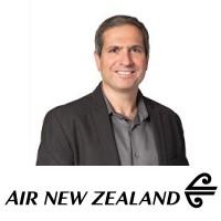 Avi Golan, CDO of Air New Zealand