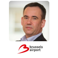 Bart Saverwyns, Brussels Airport
