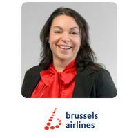 Christina Foerster BrusselsAirlines