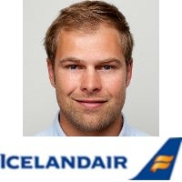 Einar Andresson, Manager Fuel Efficiency, Icelandair