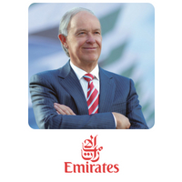 Tim Clark Emirates