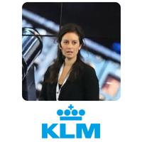 Linda Bos KLM