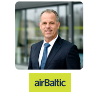 Martin Gauss Air Baltic