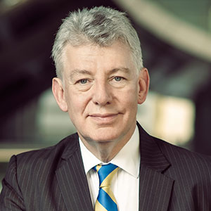 Paul Griffiths, CEO, Dubai Airports