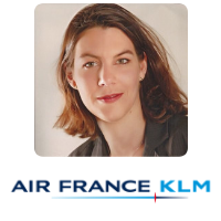 Sarah Panthou, Air France KLM