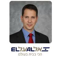 Shahar Markovitch El AL Israel