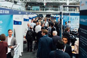 World Aviation Festival exhibition
