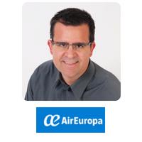 Yago Casanova, Air Europa