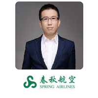 Zhang Zhenyuan, Spring Airlines