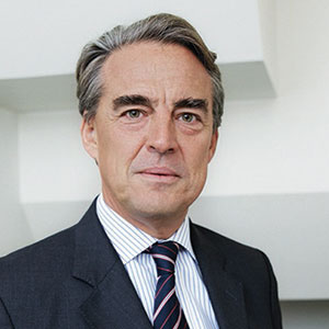Alexandre de Juniac speaking at World Aviation Festival