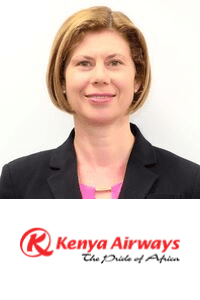 Clare Ward at World Aviation Festival