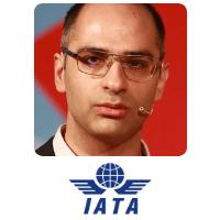 Houman Goudarzi at World Aviation Festival