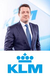 Pieter Elbers KLM