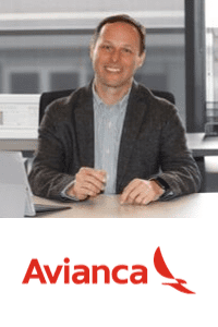 Santiago Aldana at World Aviation Festival