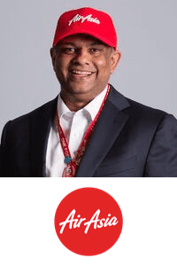 Tony Fernandes,  CEO of  AirAsia  speaking at Aviation Festival