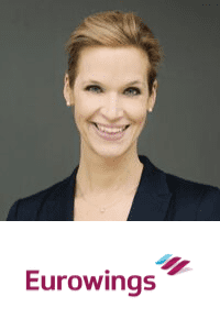 Katrin Rieger, VP Customer Experience, Eurowings