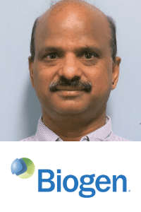 Govinda Bhisetti  speaking at BioData West