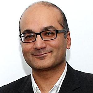 Amrik Mahal speaking at BioData & Genomics Live