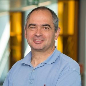 Philippe Sanseau speaking at BioData & Genomics Live