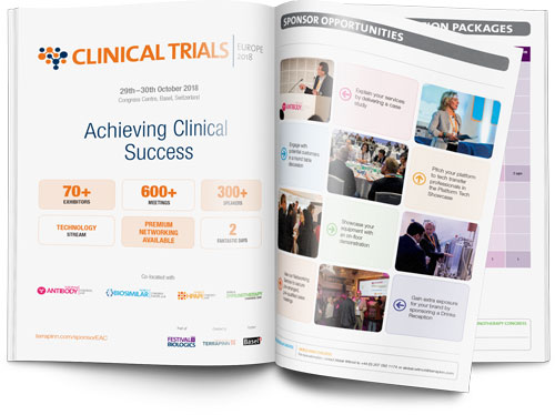 clinical trials prospectus 2018