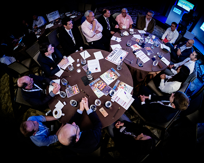 Roundtable discussion at Connected Britain 2016