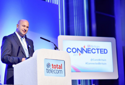 Speaker at Connected Britain 2015