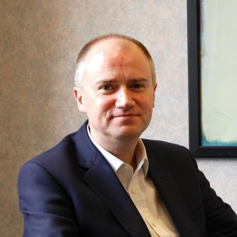 Tom Riordan speaking at Connected Britain