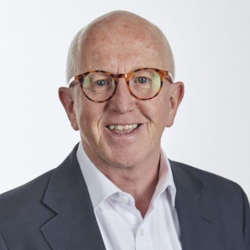 Gareth Williams speaking at Connected Britain