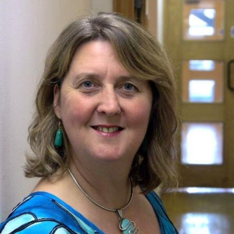 Helen Milner speaking at Connected Britain