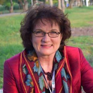 Cheryl Stroud speaking at Disease Prevention & Control Summit America