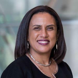 Kirsten Bibbins-Domingo speaking at Disease Prevention & Control Summit America