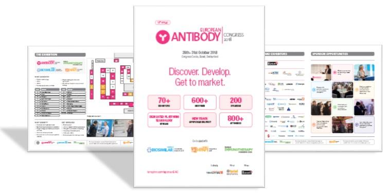 European Antibody Congress 2018 prospectus