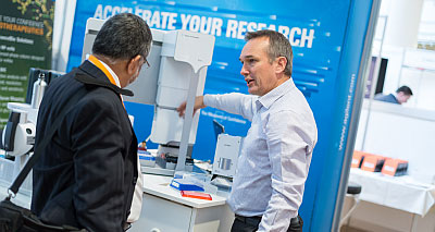Exhibition at the Festival of Biologics