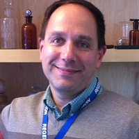 Thomas Nittoli, Director of R&D Chemistry, Regeneron