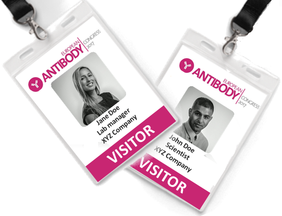 European Antibody Congress visitor pass