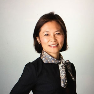Melody Chang speaking at Festival of Biologics USA