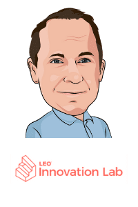 John Zibert speaking at Future Labs Live