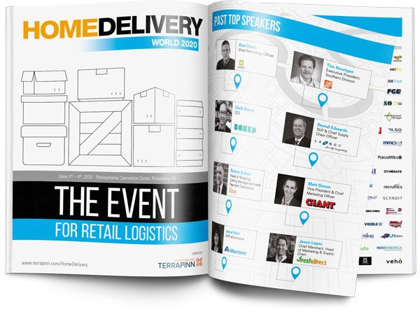THE EVENT for retail logistics | Home Delivery World 2020
