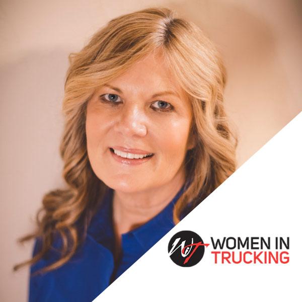 Ellen Voie speaking at Home Delivery World