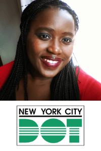 Diniece Peters at Home Delivery World 2019