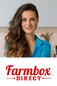 Ashley Tyrner at Home Delivery World 2019