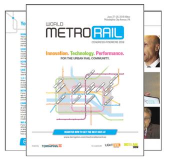 Metrorail Americas 2018