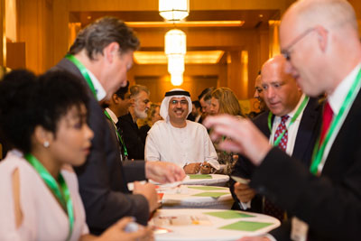 Middle East Investment Summit Networking