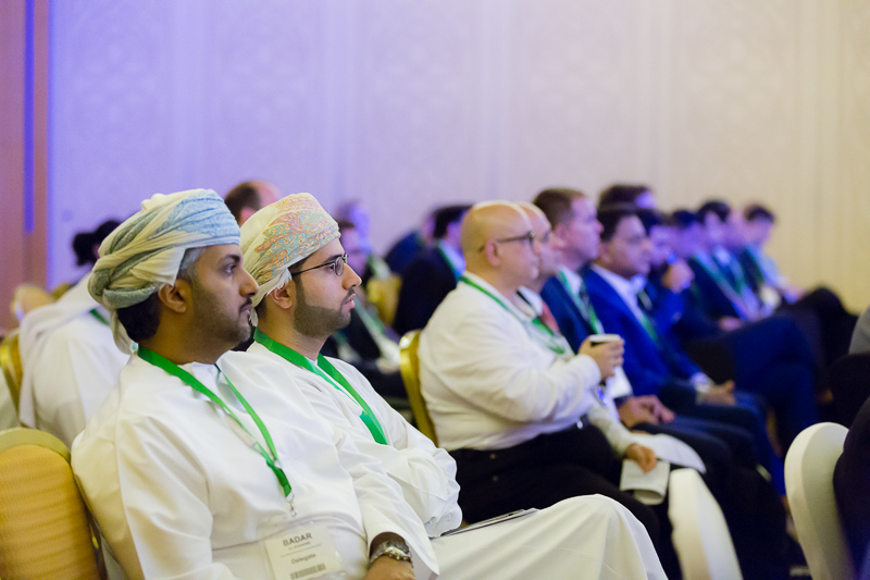 Saudi Investment Forum Audience