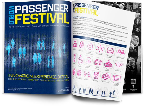 World Passenger Festival sponsorship prospectus