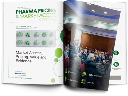 Pharma Pricing & Market Access 2018 Agenda