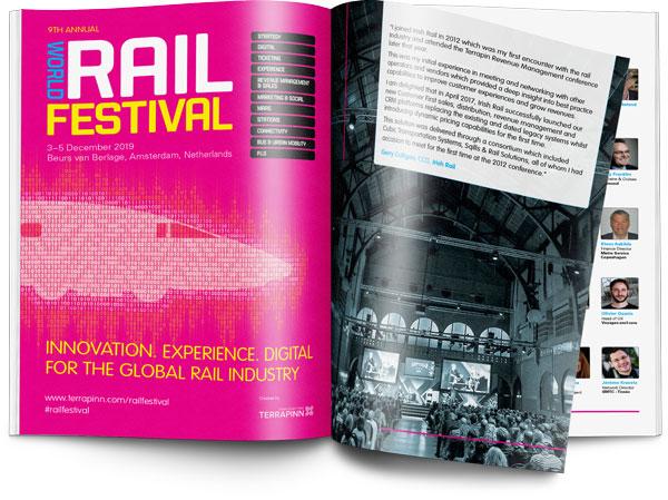 World Rail Festival sponsorship prospectus