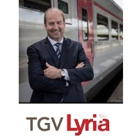 Andreas Bergmann  CEO TGV Lyria