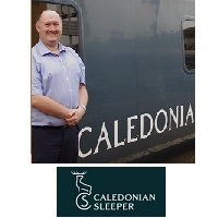 Derek Thompson, Retail, Caledonian Sleeper