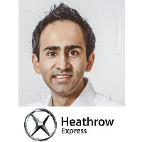 Karan Suri, Senior Pricing and Commercial Manager, Heathrow Express